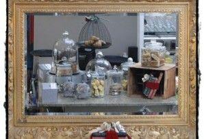 Meade Café decor