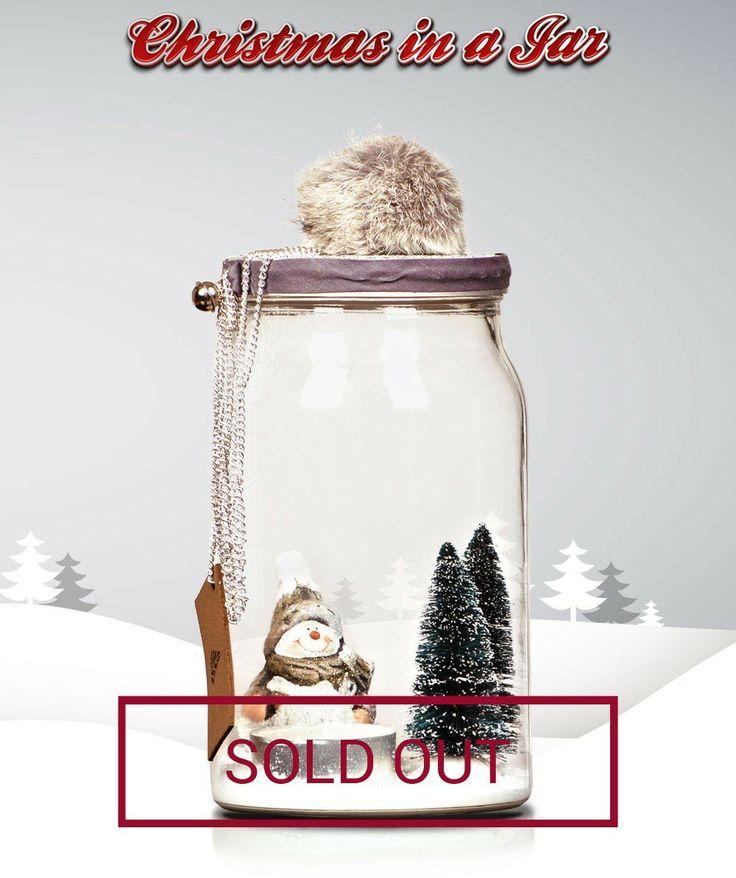 Christmas Jar 001 - Christmas in a Jar