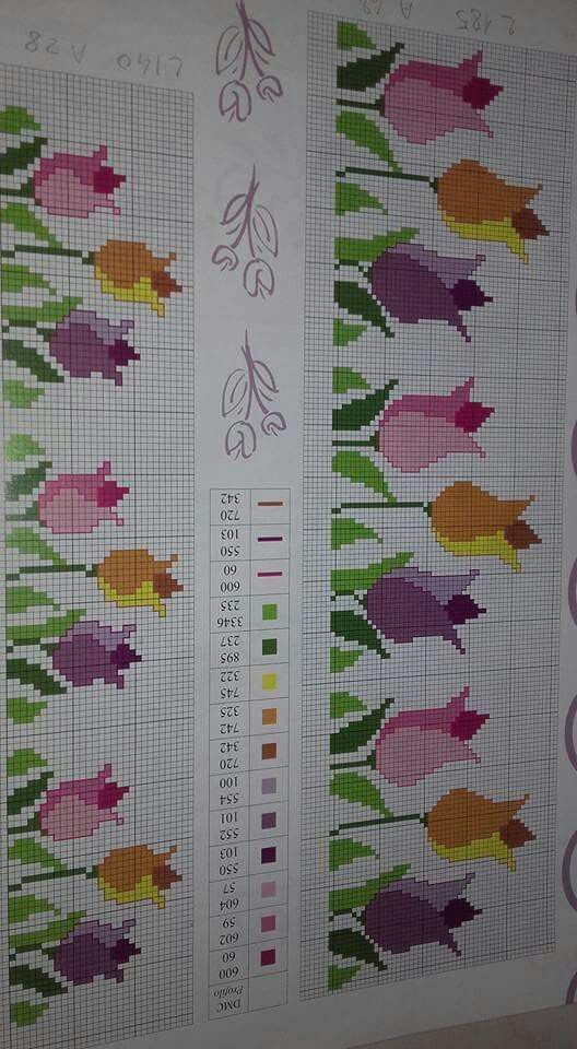"Bordados ponto cruz Mais [ ""pixels"" ] #<br/> # #528 #960,<br/> # #960 #Pixels,<br/> # #Cross #Stitch,<br/> # #In #Point,<br/> # #Flowers<br/>"