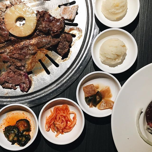 """Unli-samgyupsal! Gen Korean BBQ Gen is a popular Korean restaurant chain from Los Angeles, California. The word """"GEN"""" means """"the beginning"""" and is actually an open invitation to the art of Korean BBQ."""