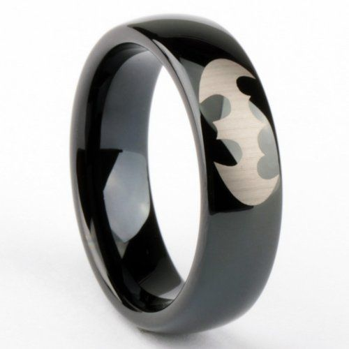 8mm Black Tungsten Ring Carbide Band... for only $15.99 this is for rory Tisha Posavec
