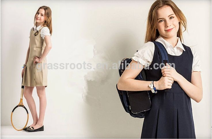 Kids School Uniforms, Girl's School Uniform Skirt