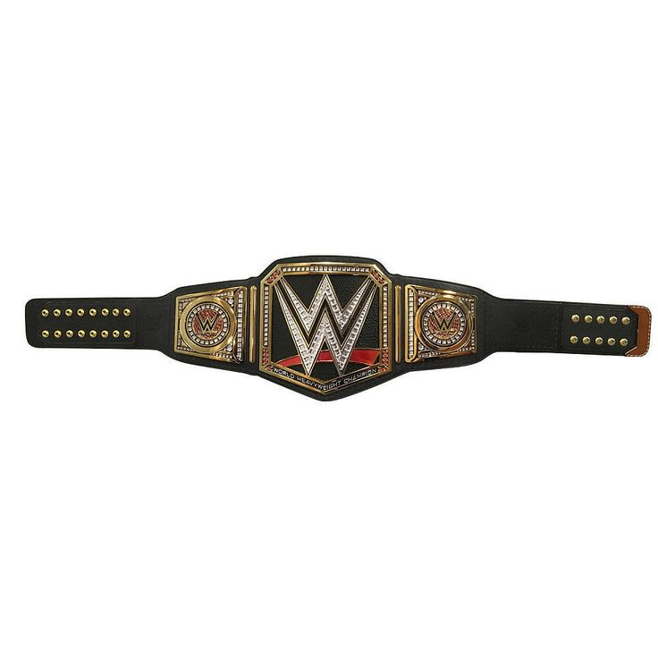 WWE World Heavyweight Championship Collectible Title Belt - http://bestsellerlist.co.uk/wwe-world-heavyweight-championship-collectible-title-belt/