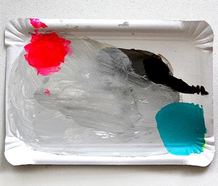 -mood cakes- 2009  http://www.marumaru.de/moodcakes.html #installation #paper #color #art #marucarranza http://www.marucarranza.com
