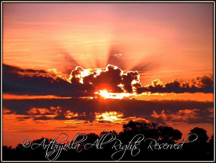 As the sun goes down..by ©Artbyjolla