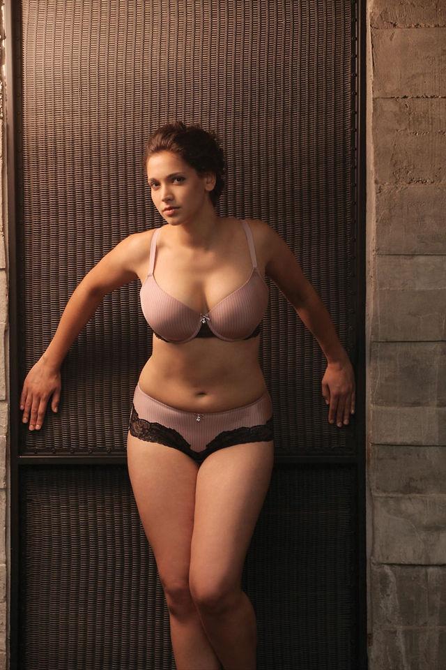 Sexy confident woman