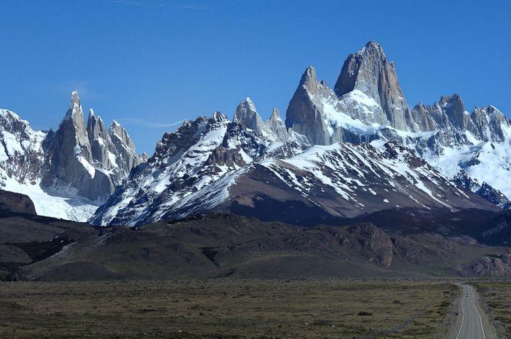Fitz Roy Mountain Range   Patagonia, Argentina   2015   http://www.honza-libor.cz/patagonie-2015/