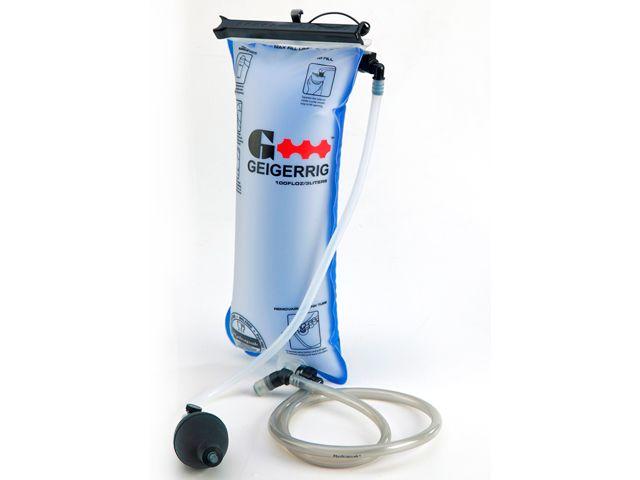 GEIGERRIG 3 Liter Hydration Engine / Bladder with pressure pump