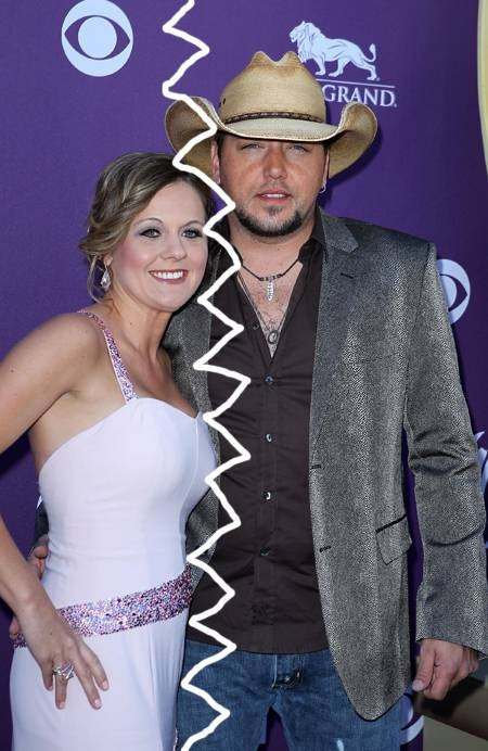 Country Singer Jason Aldean And Jessica Ussery Call It Quits After 11 Years Of Marriage! -                                 It sounds like there is major trouble in paradise between Jason Aldean and his wife Jessica Ussery, as the high school sweethea