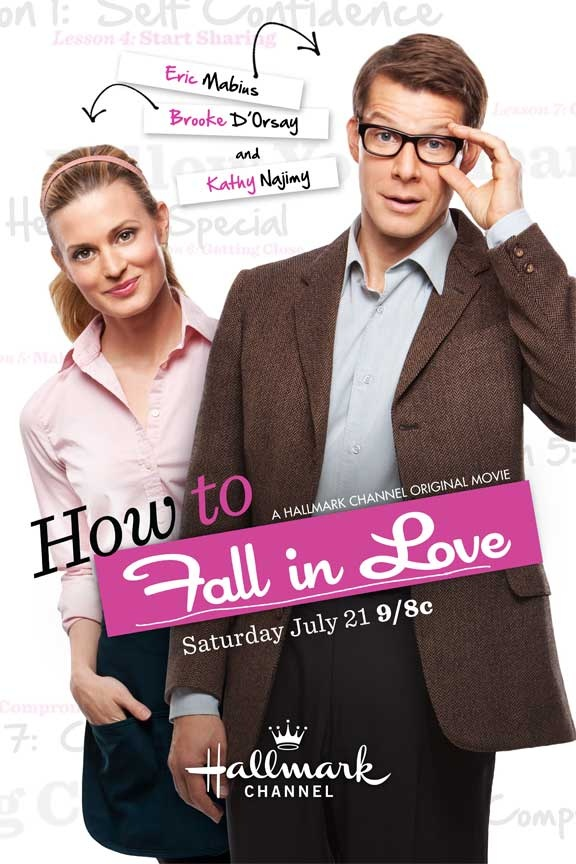 how to fall in love. The best hallmark romance movie!! Love this movie!