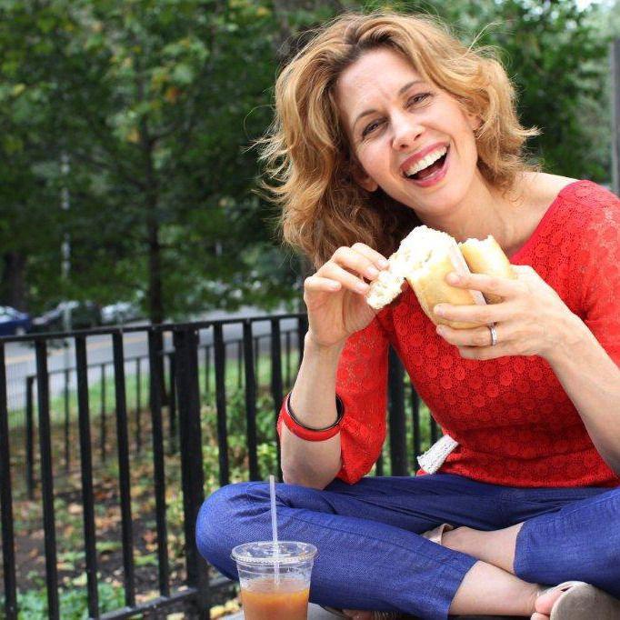 Jessica Hecht Is a Soup Fanatic, Egg Fan, and 'Arugula Freak.' Photo by Melissa Hom