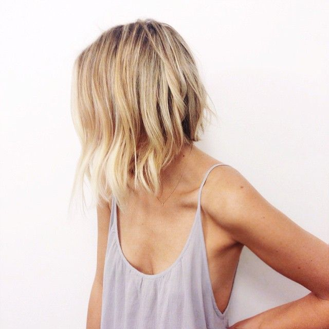 coupe de cheveux hirsutes
