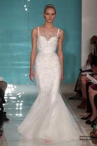 Reem Acra Spring 2013 – Morelle Wedding Dresses