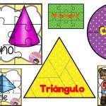 Fabulosos rompecabezas de juegos geométricos