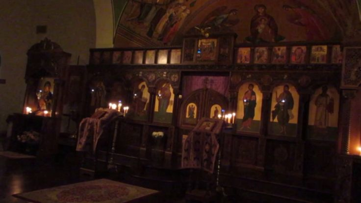 Liturgy Of Presanctified Gifts - O Taste and See | St. Symeon Orthodox C...