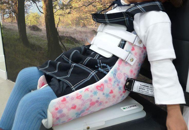 Beneficios de una buena sedestación en niños con parálisis cerebral
