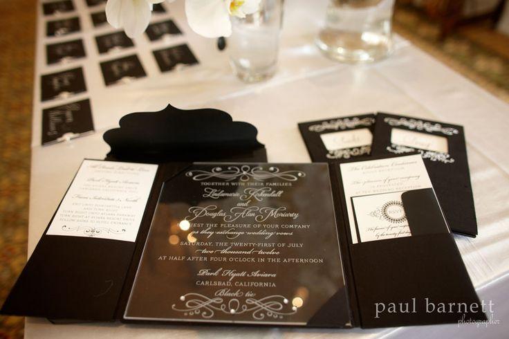 Glam and modern wedding at the Park Hyatt: Linda and Doug | San Diego Wedding Blog