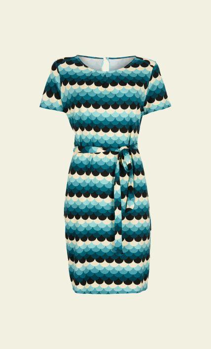king louie crochet dress