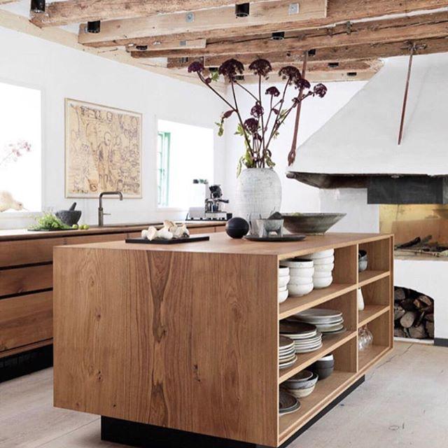 59 best Home images on Pinterest Kitchens, Decorating kitchen and - maison en beton banche