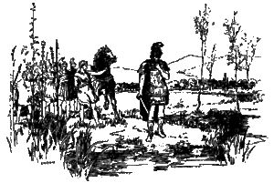 """""""Crossing the Rubicon""""--means to pass a point of no return, and refers to Julius Caesar's army's crossing of the Rubicon River (in the north of Italy ) in 49 BC, which was considered an act of insurrection and treason. Julius Caesar uttered the famous phrase """"alea iacta est""""—the die is cast—as his army marched through the shallow river"""