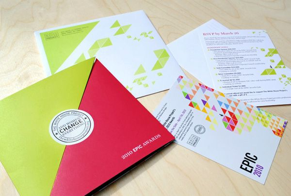 The White House Project's Epic Awards Invitation System