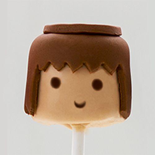Playmobil cake pop