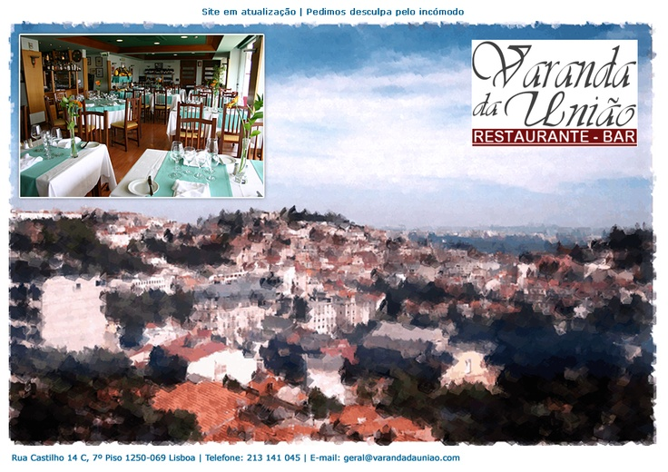Portugal (Lisbon) - Varanda da União