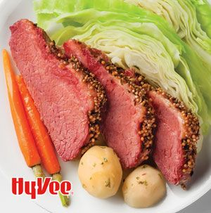 Here it is! Corned Beef and Cabbage is what you need to serve on St. Patrick's Day - even if it isn't authentic.