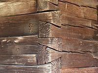Dovetail joint - Wikipedia, the free encyclopedia