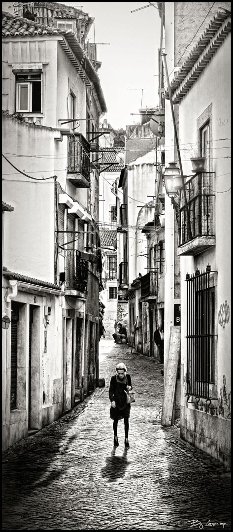 Lisboa Alfama 2012