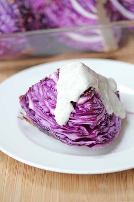 roasted red cabbage 3
