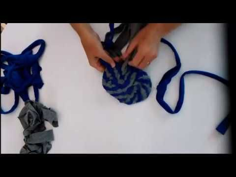 How to Make a Rag Rug 1