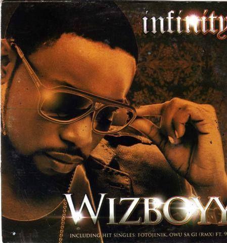 Wizboyy - Infinity - Audio CD
