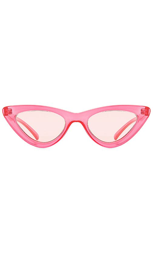 Shop for Le Specs x Adam Selman The Last Lolita in Crystal Hot Pink & Pink Mirror at REVOLVE. Free 2-3 day shipping and returns, 30 day price match guarantee.