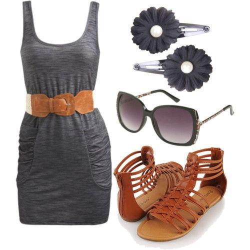 Cute Summer Outfits For Teens