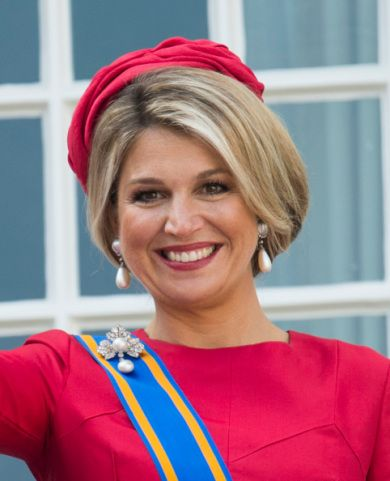 Queen Máxima, September 16, 2014 in Fabienne Delvigne | Royal Hats