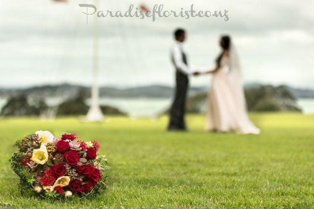 Rose & Poppy - Waitangi Treaty Grounds