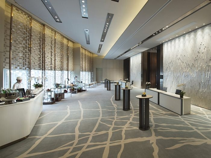 Conrad beijing hotel china pre function ballroom for Foyer accommodation