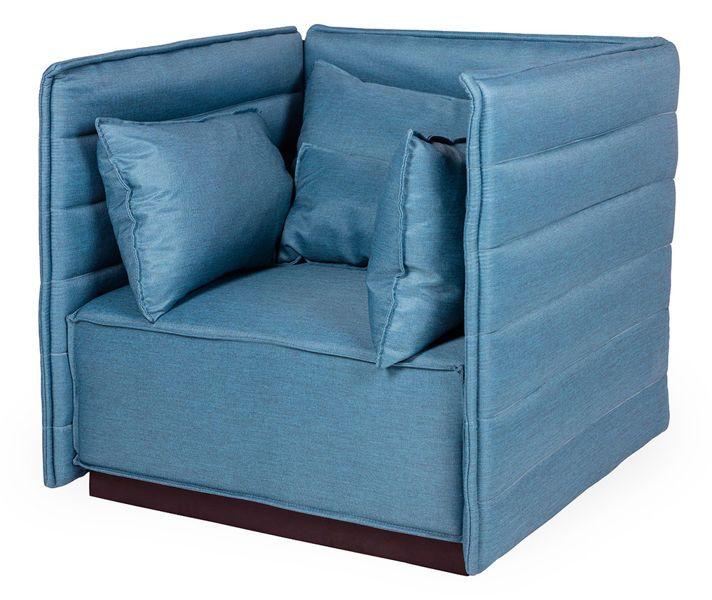 Nowoczesny fotel COSSA      Designerski fotel, który idealnie wkomponuje się w nowoczesne pomieszczenia typu loft, w styl minimalistyczny i skandynawski. Możliwy do zestawienia z sofą.