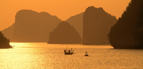 Vietnam Ha Long Bay, a photo from Hai Phong, Red River Delta