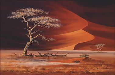 Done by Gerrit Pitout - www.wildgallery.co.za