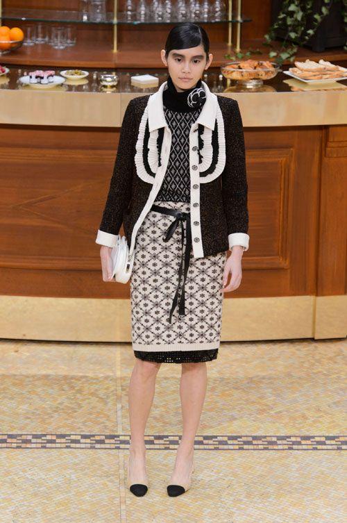 Chanel toamna iarna 2015-2016 (66) - Elle.ro