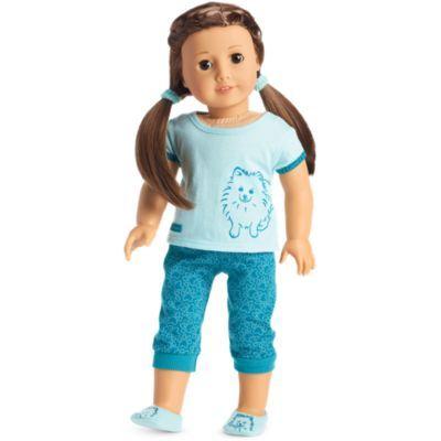 Pomeranian Pajamas for Dolls | Truly Me | American Girl