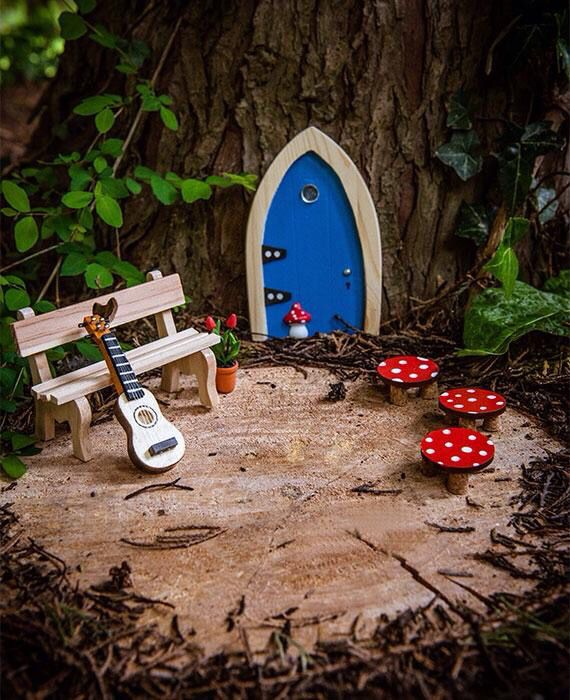 Irish fairy door company fairy doors pinterest for Irish fairy garden