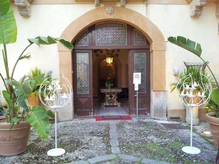 www.tresjolieventi.it a Villa Martorana Genuardi