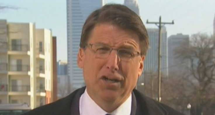 North Carolina's ousted ex-governor McCrory calls for a new voter ID law in speech to Republicans. Note to McMrory : YOU'RE NOT THE GOVERNOR ANYMORE. SIT YOUR ASS DOWN AND SHUT UP.