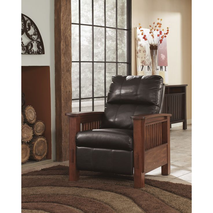 900$ inclinable wayfair.ca  Signature Design by Ashley Caro Haut Leg Recliner