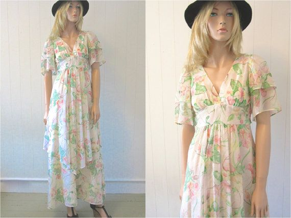 2 tier maxi dress h&m