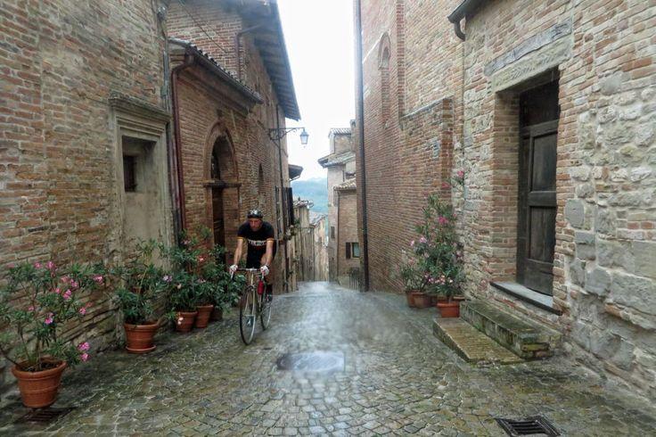 COLLI GINESINI vintage - Sibillini Bike Map