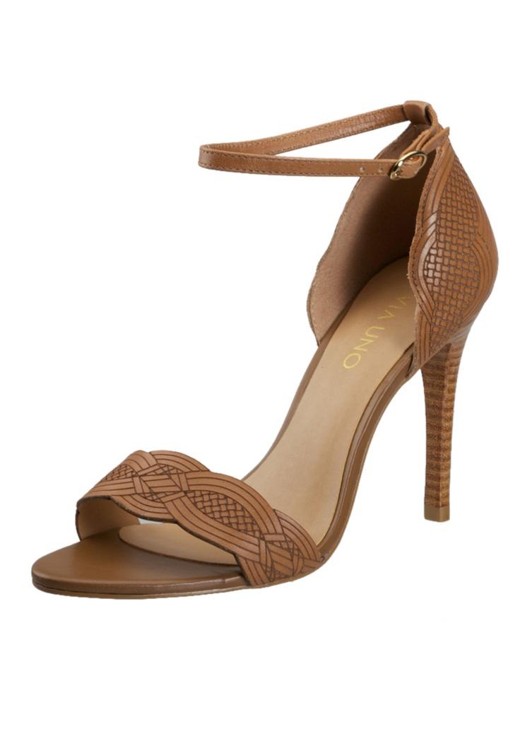 Via Uno Stiletto Sandals